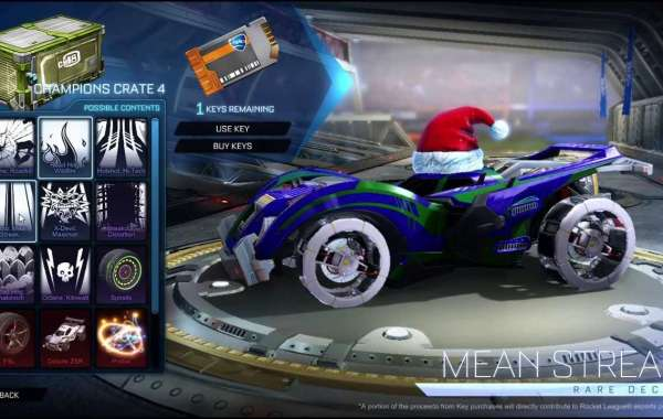 Buy Rocket League Credits will be able to unlock a host of characters