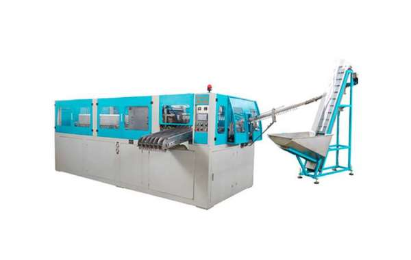 The Characteristics of Bottle Blowing Machine