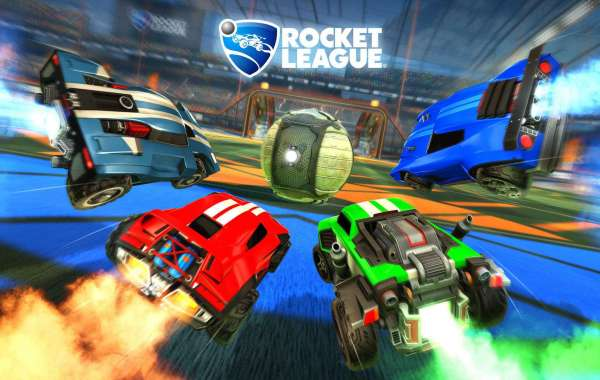 The lots more surely-titled Rocket League for the PlayStation 4