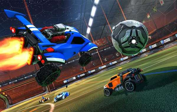 Rocket League seems tailored made for aggressive eSports