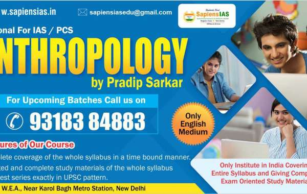 Best anthropology coaching in Delhi   Best coaching for anthropology optional