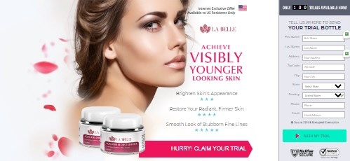 La Bella Skin:- La Bella Skincare Cream to Look Younger -   Citro Burn