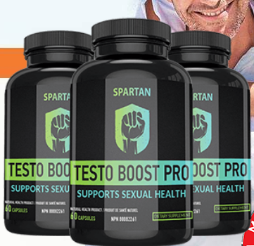 Spartan Man Male Enhancement Renewed Sex Drive and Libido - Steady Alpha Ultimate