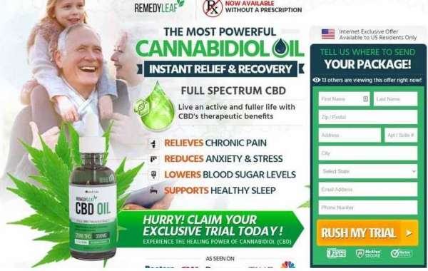 Remedy Leaf CBD Oil Reviews 2021 Price Benefits Side Effects Original