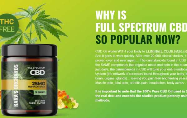 Kara's Orchards CBD Gummies United Kingdom : Reviews, Hemp Herbal ly, Benefits Cost Before Buying!