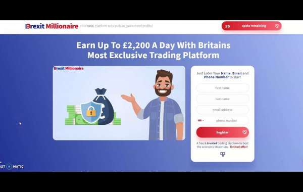 Brexit Millionaire Reviews : Designed By A Group Of Brokers!