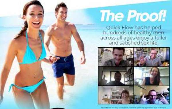 Quick Flow Male Enhancement -Boost Testosterone Level & Libido Size{USA}