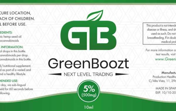 Greenboozt CBD — Benefits, Use Cases and Side Effects
