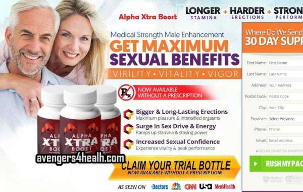 Alpha Xtra Boost Review:  Side Effects or Real Results?