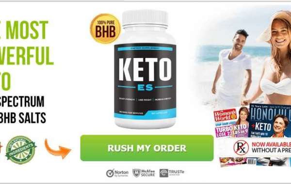 Keto ES Reviews How Does This Pills Really Work? And BuyNow:-
