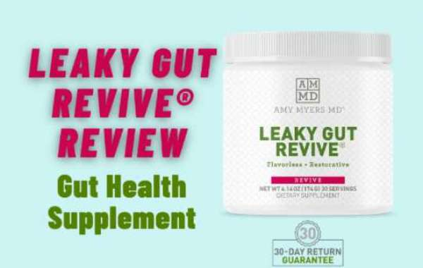 Leaky Gut Revive Reviews: Does It Work 2021? Warning,Side Effects