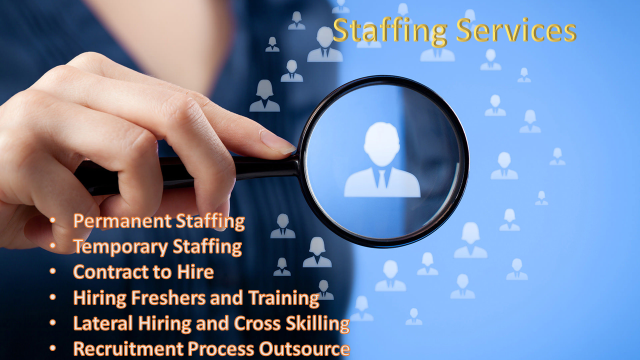 Staffing Company in Bangalore | Best IT and Non-IT Staffing Services.