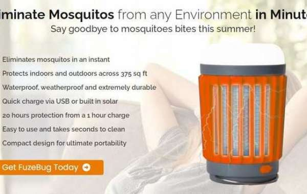 FuzeBug Reviews | Fuzz Bug Mosquito Killer - Does It Really Works Or Scam? Get Free Trial