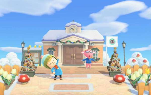 We have nearly got our palms on Animal Crossing: New Horizons