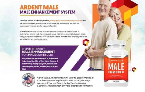 Ardent Male Enhancement Pills - Reviews, Ingredients, Side Effects And Benefit.