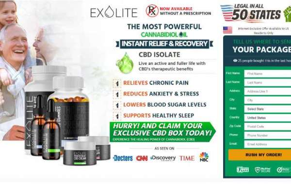ExoLite CBD Box—Reviews, Ingredients, Effects And Benefit's | Its Really Works Or Its Scam?