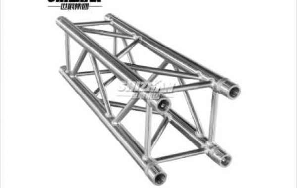 Stage truss aluminum maintenance is twice as successful with half the effort!