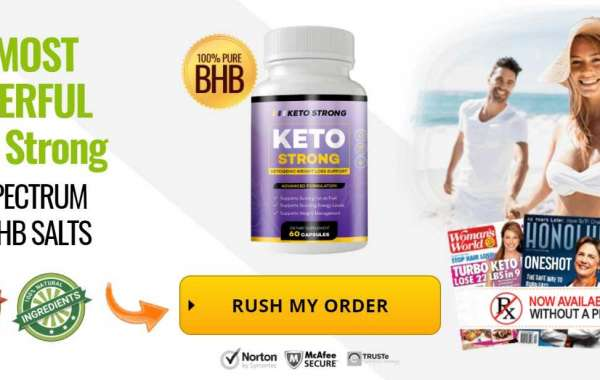 Keto Strong Review {WARNINGS}: Scam, Side Effects, Does it Work? Keto Strong BHB